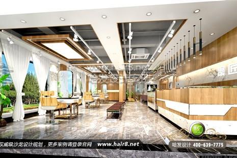 浙江省海宁市聚匠美容美发护肤SPA图1
