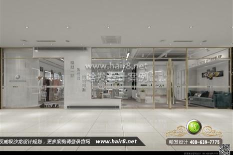 山东省莱阳市焕然一新发妆装整体形象图4