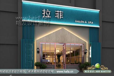 湖南省长沙市拉菲造型图3