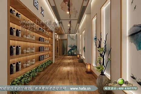 浙江省台州市尚义护肤造型图3