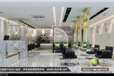 江苏省无锡市名阁美发护肤造型图1