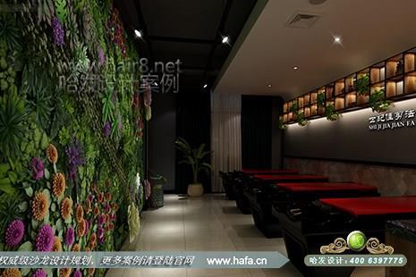 广东省惠州市世纪佳剪法造型护肤养生图4