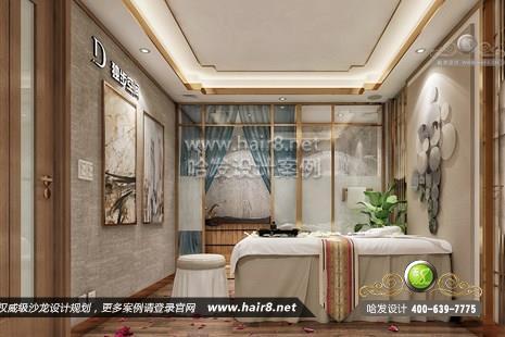 上海市独步空间护肤造型图3