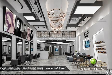 安徽省蚌埠市K_Salon形象设计图1
