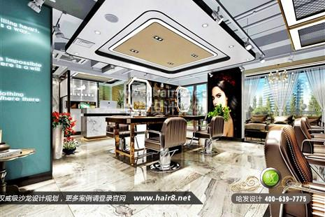 重庆市波丝弯美容美发沙龙图1