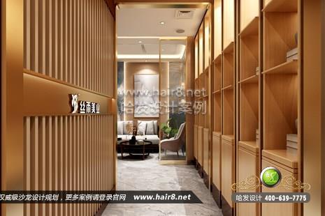 浙江省杭州市丝雨美业养生护肤美发造型图4