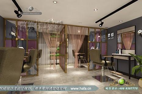 黑龙江省哈尔滨市LG灵感美发图5