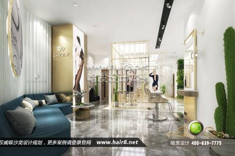 广东省中山市百度造型美发沙龙图3