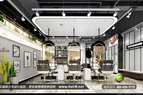 江苏省南京市无名专业美发潮牌图1