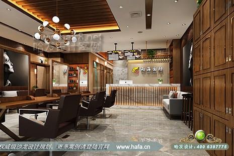 海南省海口市雨海国际护肤造型中心图1