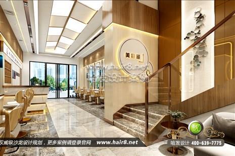 海南省海口市九重国际美容美发护肤造型图13