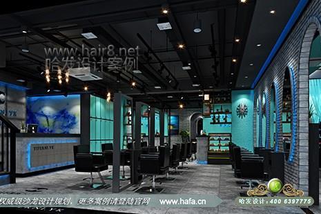 桂林市蒂芙尼美容美发造型沙龙图片