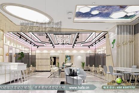 江西省上饶市梳意造型 万达金街店图4