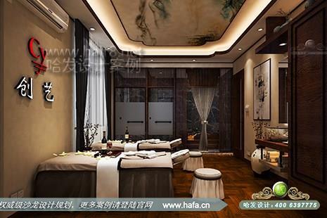 西藏市创艺美容美体美发养生图6
