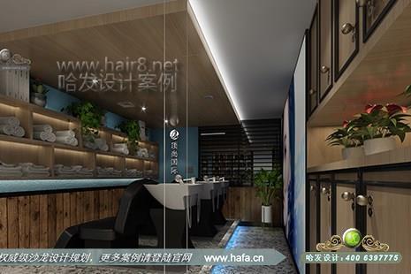 浙江省杭州市顶尚国际私人发型定制图2