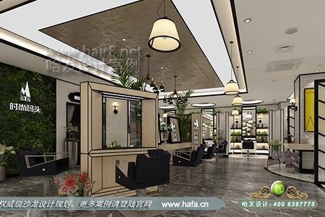 北京市时尚码头科技护肤造型图1