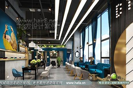 广东省东莞市第一频道美业连锁图1
