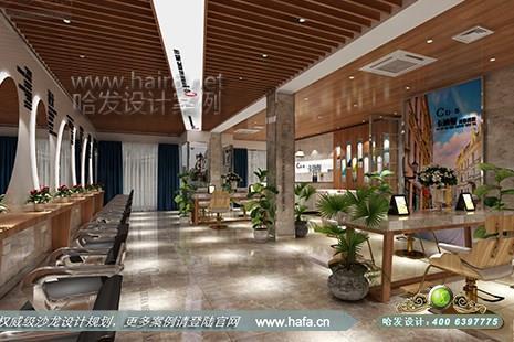 山东省菏泽市卡迪堡美容美发沙龙图1
