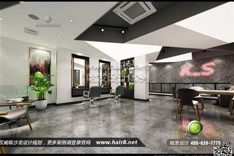 安徽省蚌埠市K_Salon形象设计图4