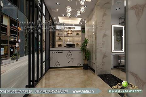 北京市时尚码头科技护肤造型图3