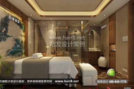 广东省深圳市贝隆美发美容养生美甲跨界概念法式花艺图8