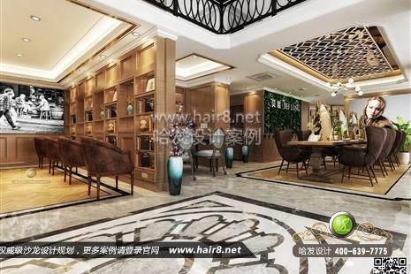 广东省深圳市贝隆美发美容养生美甲跨界概念法式花艺图2