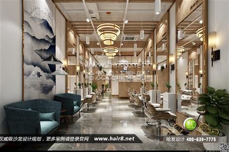 北京市盛腾美业造型沙龙图1