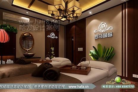 海南省海口市罗马国际美容美发沙龙图3