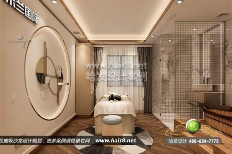 浙江省湖州市米兰国际养生护肤造型图3