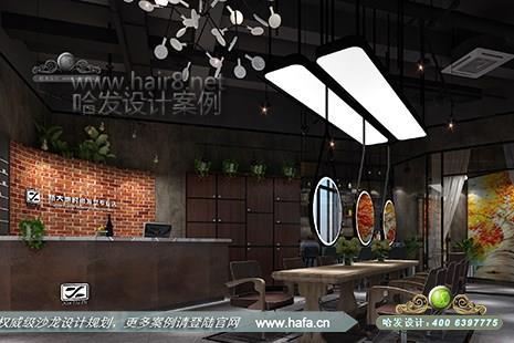广东省江门市新大地时尚发型专业店图2