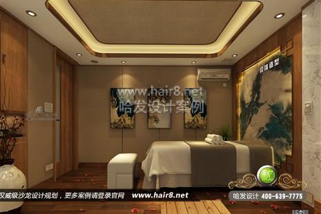 广东省深圳市贝隆美发美容养生美甲跨界概念法式花艺图7
