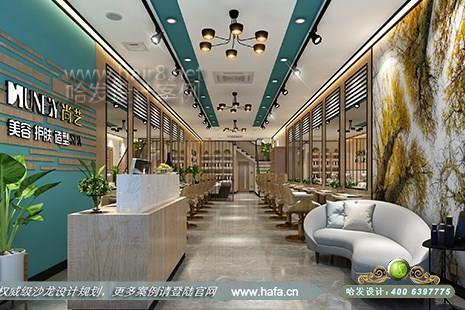 广东省珠海市尚艺美容护肤造型图5
