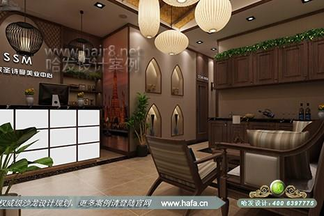 浙江省杭州市萧山SSM皇家圣诗曼美业中心图1