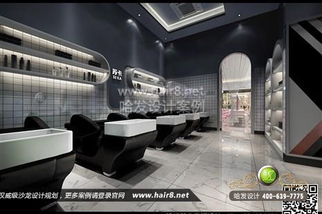 广东省惠州市苏卡日式造型接发图4