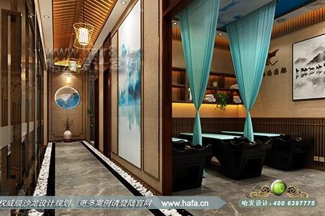 海南省海口市雨海国际护肤造型中心图2