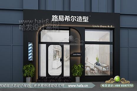 江苏省南京市路易希尔造型图5