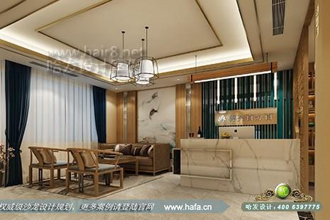 云南省昆明市曲靖漂亮百分百美容美发沙龙图2