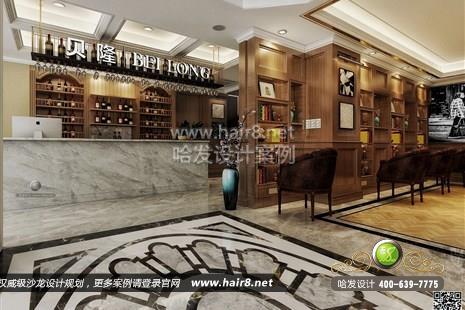 广东省深圳市贝隆美发美容养生美甲跨界概念法式花艺图1