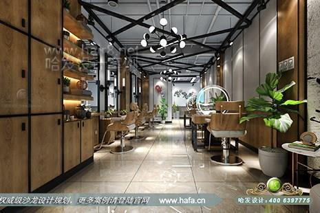 西藏市创艺美容美体美发养生图3
