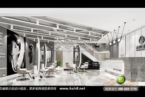 江苏省南京市古贝造型专业沙龙华仔特约图1