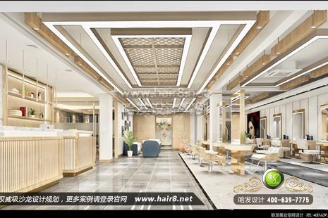 浙江省平湖市纤手人生造型护肤SPA图1
