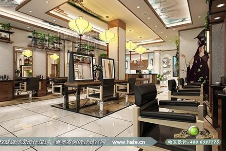云南省昆明市克罗心护肤养生形象设计图3