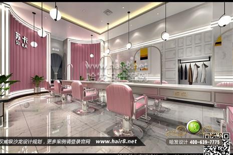 广东省惠州市苏卡日式造型接发图2