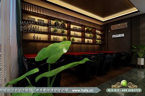 浙江省杭州市良品国际美容美发SPA图3