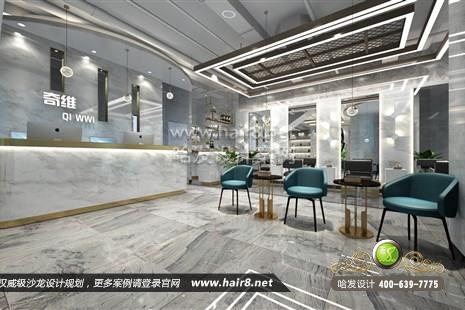 江苏省无锡市奇维造型泰洗美容养生图2