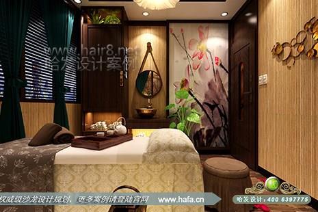浙江省杭州市良品国际美容美发SPA图2