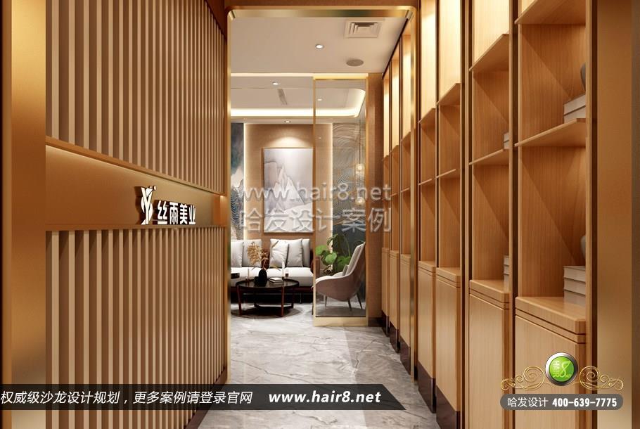 浙江省杭州市丝雨美业养生护肤美发造型图5