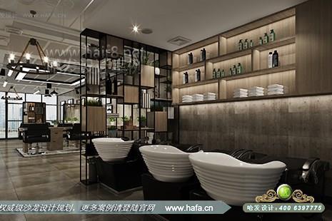 上海市植树之秀护肤造型图3