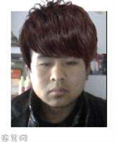 美发店小男人