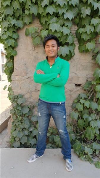 百度王磊照片